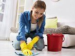 Household chores can save your life, study reveals