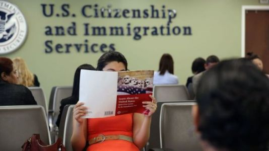 Most Americans Would Fail The U.S. Citizenship Test