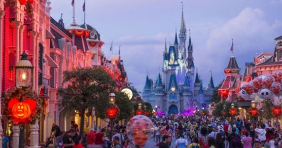 Disney's Throwing An Adult Halloween Party With Booze And Free Candy