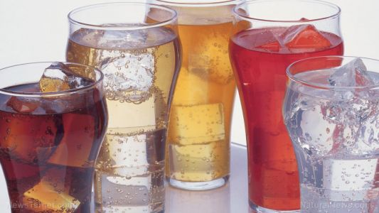 Consuming fizzy drinks can affect bone health - but some drinks are worse than others