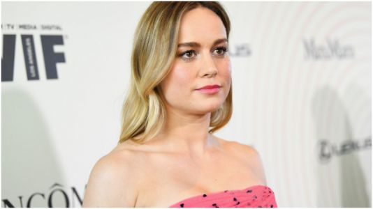 Brie Larson Hilariously Claps Back After Trolls Say Captain Marvel Should Smile More