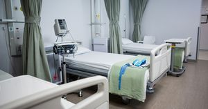 Impact of COVID-19 hospital visitation restrictions on providers: Survey