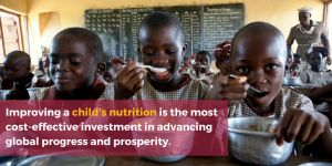 Progress Marking and Progress Making - Global Nutrition Summit and Global Nutrition Report Launch Set to Catalyze Progress on Malnutrition