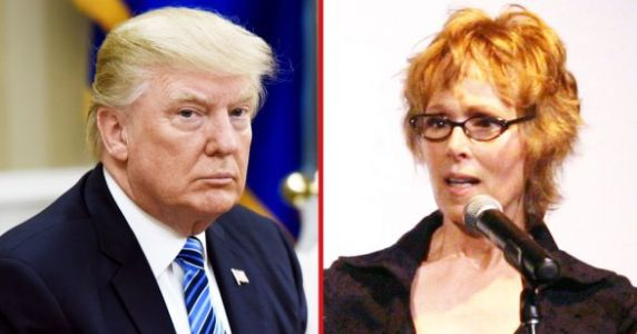 Columnist Says Trump Raped Her In A Department Store Dressing Room