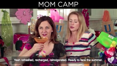 'Mom Camp' Should Definitely Be A Thing