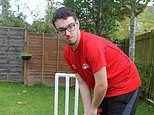 Gene therapy that gives cricket-mad Jake, 23, a chance to hit blindness for six
