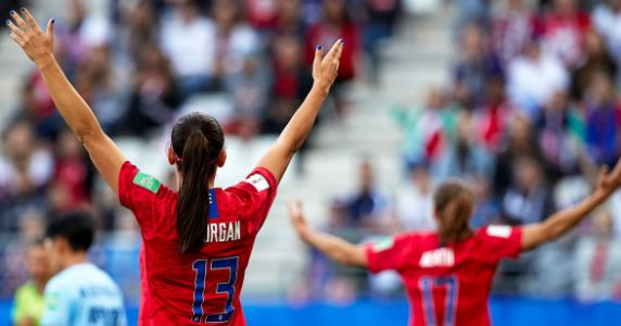 U.S. Women's Soccer Team Is Scoring Higher Than The Men's Team Ever Has - And Is Still Paid Less