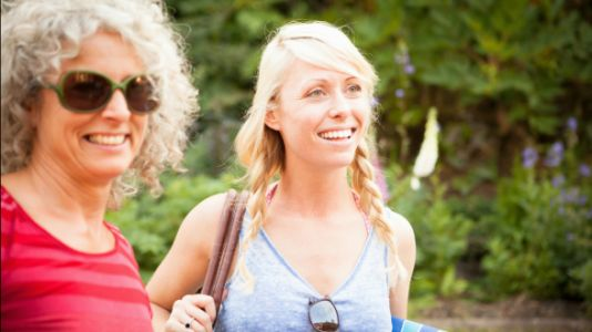 How A Vacation Alone With My Grown Daughter Changed My Life