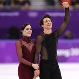 In a Nail-Biting Finish, Tessa Virtue and Scott Moir Just Won Gold at the Olympics