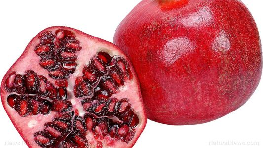 Pomegranate peel extract found to be a safe and natural pesticide