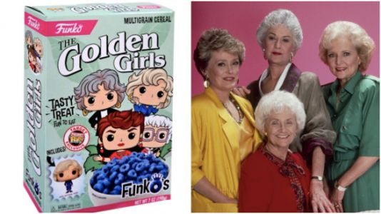 Golden Girls Cereal Exists To Make All Our Lives Worth Living
