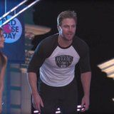 Stephen Amell Just Proved He's Also a Superhero in Real Life on American Ninja Warrior