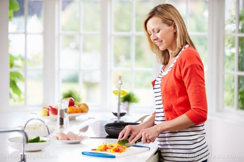 "Dealing with ""The Big M"": 7 Lifestyle changes that can help fight the symptoms of menopause"