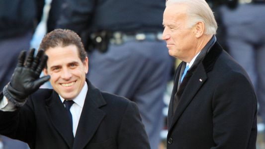 Is Hunter Biden intentionally train-wrecking his father's presidential campaign?