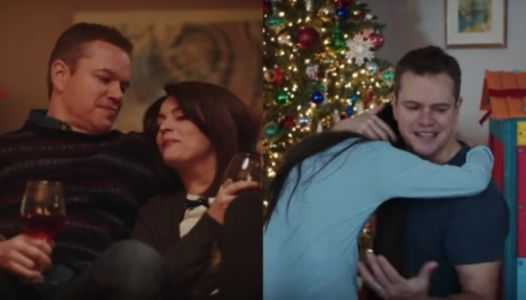 Matt Damon's SNL Skit About Christmas For Parents Is So Real We Feel Attacked