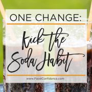 One Change: Kick the Soda Habit