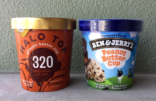 Is Halo Top a healthy switch from real ice cream?