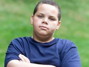 Heavy Kids Face Triple the Odds for Depression in Adulthood