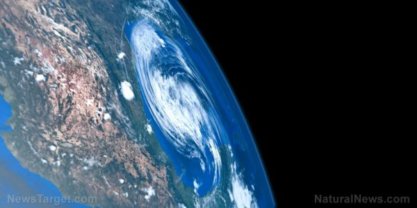 NASA is monitoring a weird dent in the Earth's magnetic field over the South Atlantic