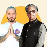 J. Balvin and Deepak Chopra Just Launched a 21-Day Free Meditation in English and Spanish