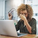 Stress Could Be Triggering a Headache Between Your Eyes - Here's Why