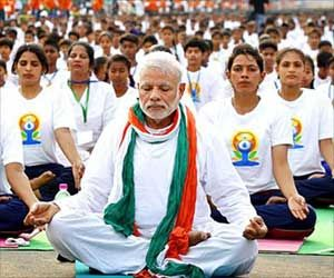 Was International Yoga Day, India's Initiative?