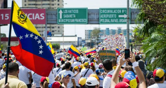 """How do ya like socialism NOW? Venezuelans feel like they've been """"left to die"""" by their fearless leader who put everyone under coronavirus quarantine"""