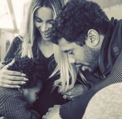 She's Here! Ciara and Russell Wilson Welcome Baby Girl