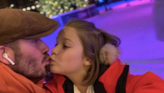 Kissing Your Kids On The Lips Isn't Weird, So Stop Acting Like It Is