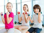 Children who exercise have more brain power