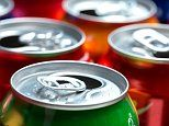 Two sodas a day DOUBLE the risk of heart disease, study finds