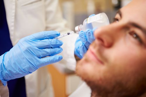 Botox Increases in Popularity with Men
