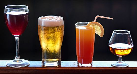 Moderate Drinking May Increase Cancer Risk