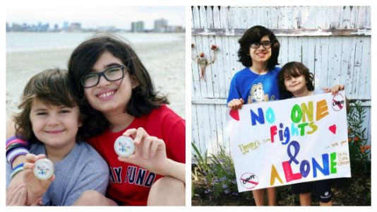 These Two Brothers Are Selling Lip Balm To Fight Pediatric Cancer