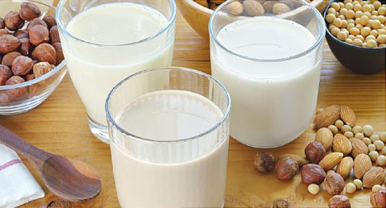 New Kids' Drink Guidelines: Avoid Plant-Based Milks