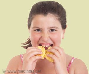 Temperament can Lead Kids to Develop Unhealthy Eating Habits