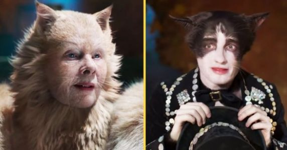 The 'Cats' Trailer Is Here And It's Giving Everyone Nightmares