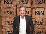 HEALTH NOTES: Piers's diet downfall. naan bread
