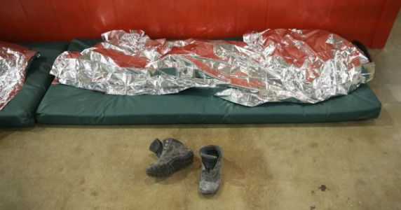 There's 250 Kids Living Without Proper Food, Water, And Care At A Texas Border Facility