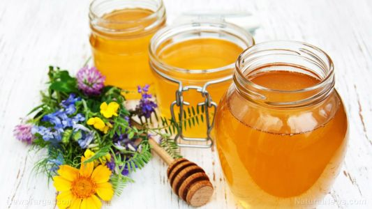 Why is honey a superfood? Scientists discover new proteins in honey responsible for the superfood's antimicrobial benefits