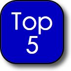 The best of the ProBlogger Top 5 lists