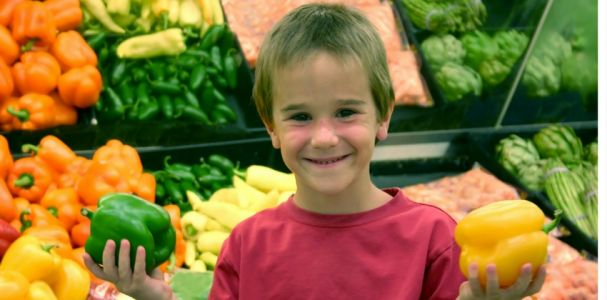 Healthy Food for Kids - What You Need to Know