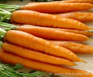 Cooked Carrots Can Cause Allergies