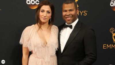 Jordan Peele And Wife Welcome Son Beaumont Gino