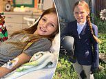 11-year-old girl's inoperable brain tumor mysteriously disappears - her surgeons can't explain it