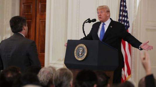 Judge Rules That White House Must Restore Jim Acosta's Press Pass