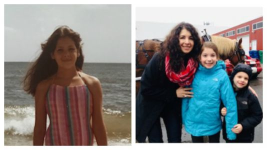 How My Childhood Shaped The Way I'm Teaching My Kids About Body Image