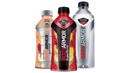 Coca-Cola bets on coconut water-based sports drink brand BodyArmor