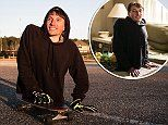 The man with half a body: Amputee, 30, is forced to get around on his hands and elbows