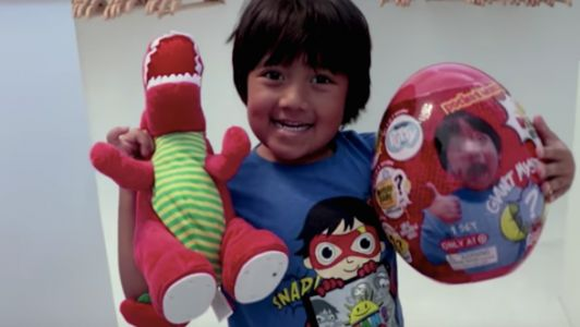This 7-Year-Old Made $22M On YouTube Last Year